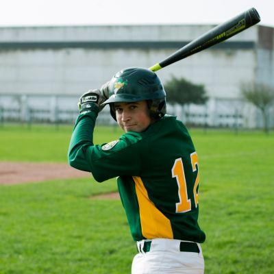 Thomas Raillard baseball Boucaniers