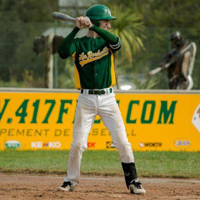 Florent Arcamone baseball La Rochelle
