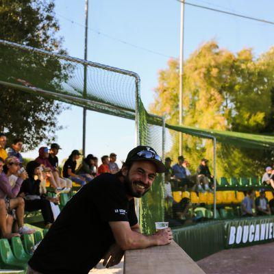 Public match de Baseball La Rochelle