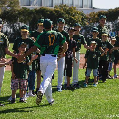 Baseball jeune Boucaniers La Rochelle