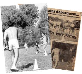 Article de baseball 1985