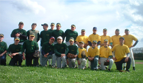 Equipe de baseball boucaniers La Rochelle