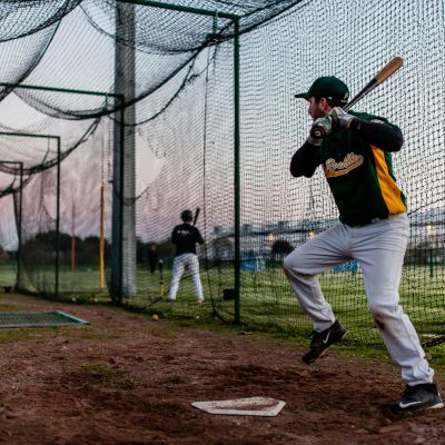 Cage de frappe La Rochelle Baseball