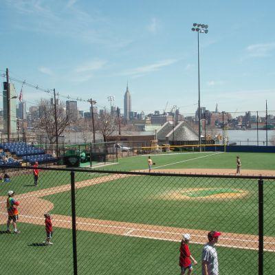 Terrain de Baseball CUBA