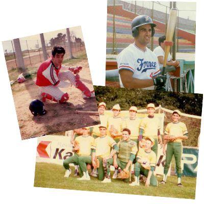David Millasseau baseball Boucaniers