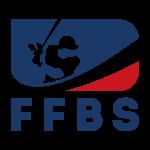 Logo de la Fédération Française de Baseball, Softball et Cricket (FFBSC)