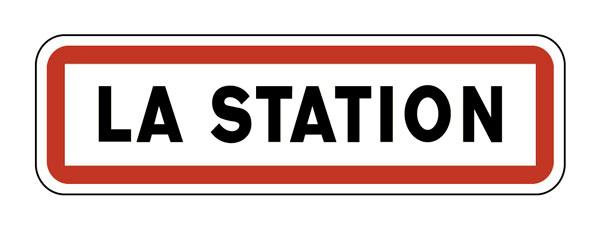 Logo La Station