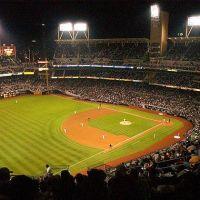 Terrain de baseball USA