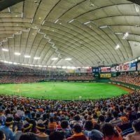 Terrain de baseball Japon