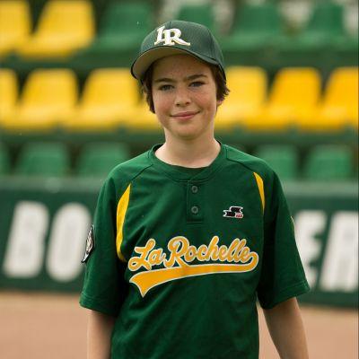 Entrainement baseball jeune Boucaniers