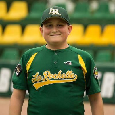 Lucas Baseball Boucaniers
