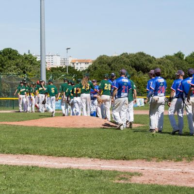 Match de baseball Boucaniers VS French Cub