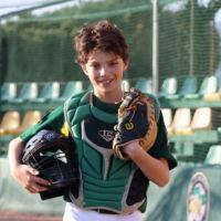 Mattéo joueur baseball Boucaniers