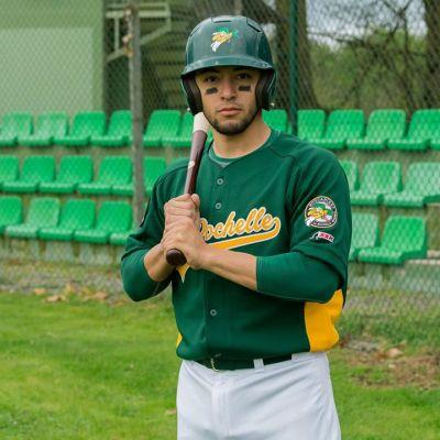Chris Buitron joueur Baseball Boucaniers