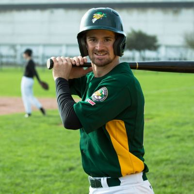 Forrest Crawford baseball Boucaniers