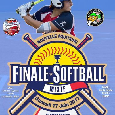 Finale de softball mixte Eysines