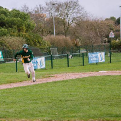 Anthony Llorca Club de baseball Boucaniers