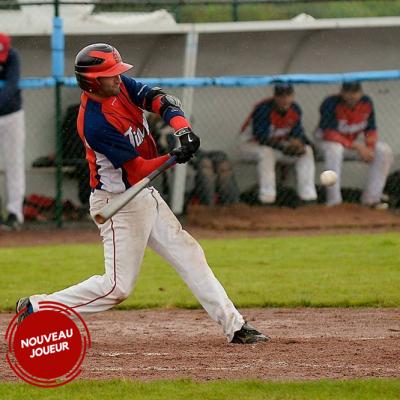 Nicolas Dejean baseball Boucaniers Club