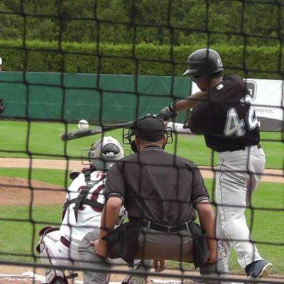 Matthew joueur de baseball