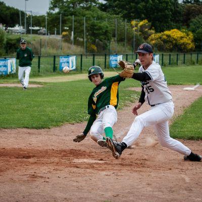 Match régionale La Rochelle Baseball Boucaniers
