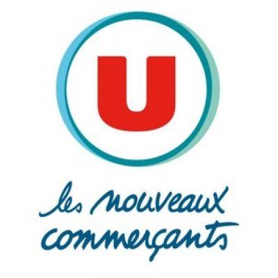 Super U logo partenaire des boucaniers