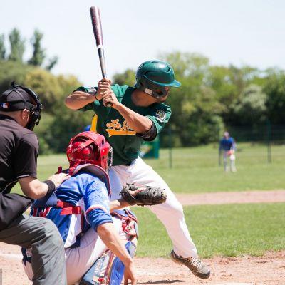 Equipe de baseball Boucaniers Chris Buitron