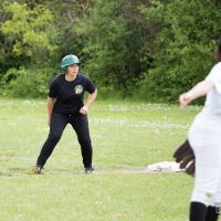 Stéphanie Guillon Softball