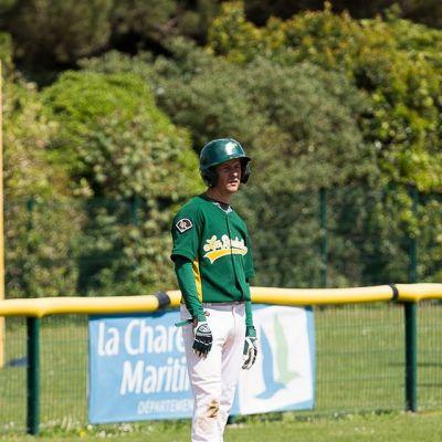 Pascal Avril baseball Boucaniers