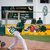 Teddy Nabti baseball Boucaniers