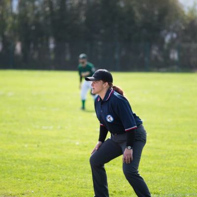 Astrid - Arbitre baseball
