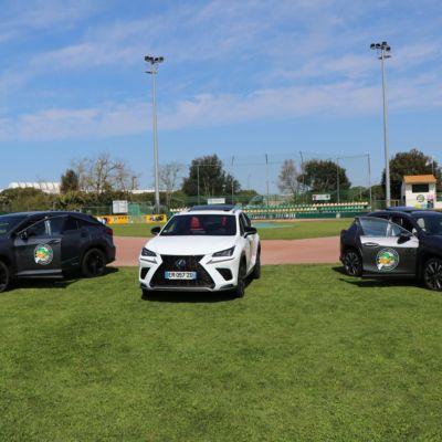 Lexus partenaire des Boucaniers