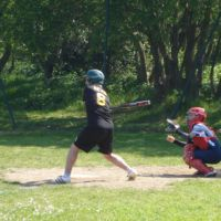 Match de softball Club les Boucaniers