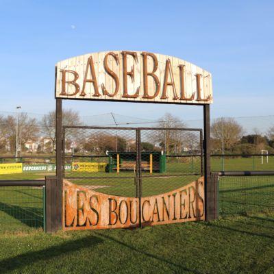 Mini stadium softball