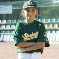 Photo de Tom joueur de baseball à la Rochelle