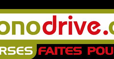 Logo Chrono drive baseball