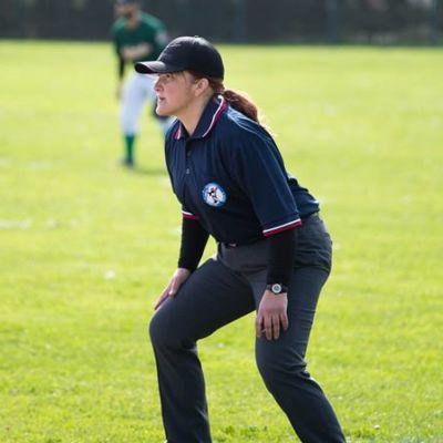 Astrid Berny Arbitre de baseball