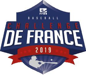 Logo CDF Baseball