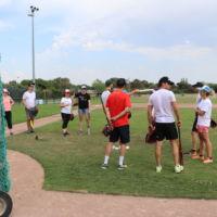 Enterrement de vie garçon Baseball La Rochelle
