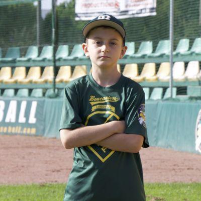 Bryan joueur de baseball Boucaniers