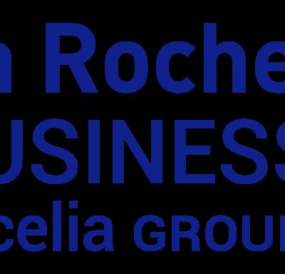 Logo du partenariat du club excelia GROUP