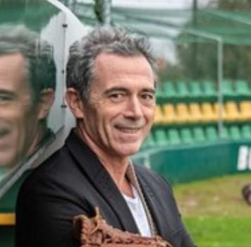 Président du Club Pascal Regnier