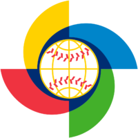 Logo World baseball