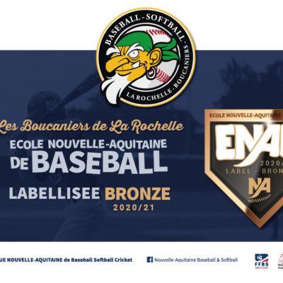 Label Jeunes Bronze