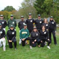 Equipe de Softball Match de Limoges 2020