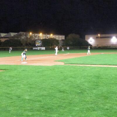 Entrainement de baseball 2020