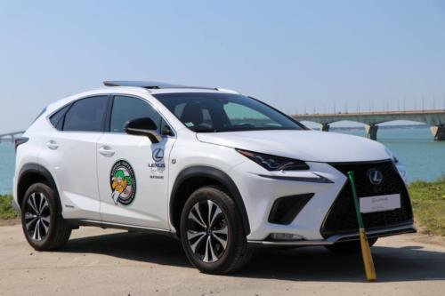 Partenariat Lexus
